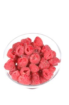 Free Raspberries Royalty Free Stock Photography - 198267