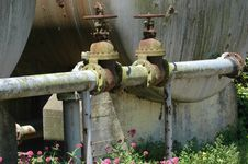 Free Old Rusty Pipes Stock Photo - 198890