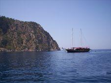 Sailing Ship Royalty Free Stock Images