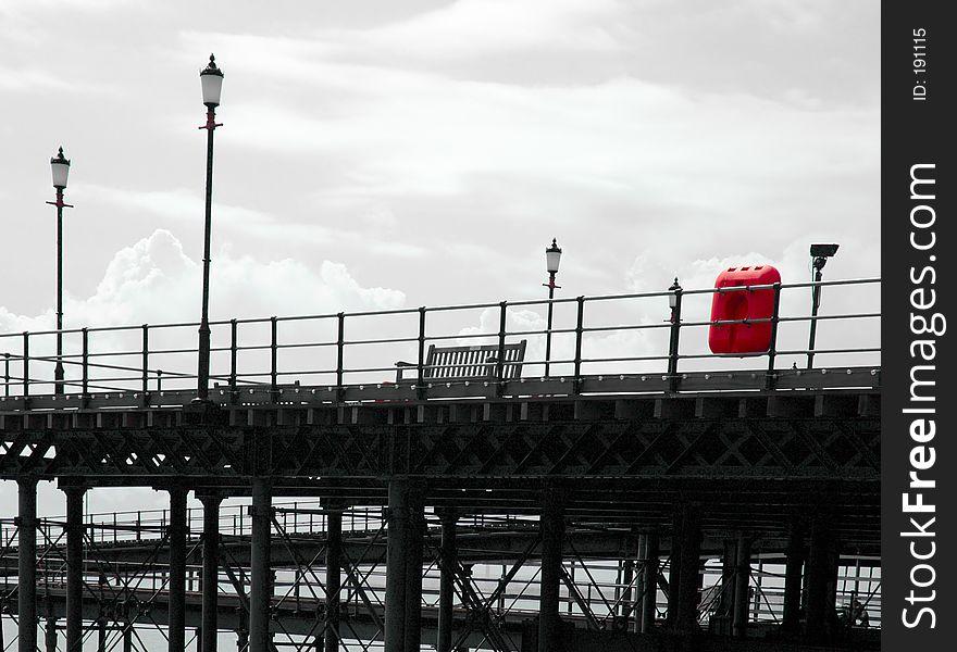 Historic English Pier