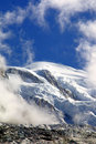 Free Summit Mont Blanc - Alpine View Royalty Free Stock Photography - 1902847