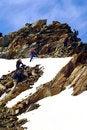 Free Ice Climbing Group Royalty Free Stock Image - 1902896