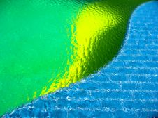 Free Colors Over Tiles In A Pool Royalty Free Stock Images - 1900259