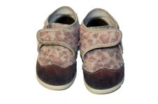 Free Baby Shoes Stock Photography - 1900272
