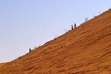 Free Dead Valley Big Sand Dune Royalty Free Stock Image - 1900446