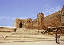 Free Rabat Antique Ramparts Stock Images - 1900584