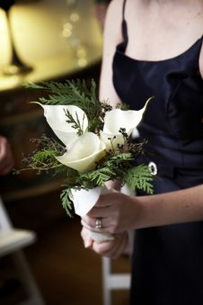 Free Bridal Wedding Bouquet Stock Images - 1900614