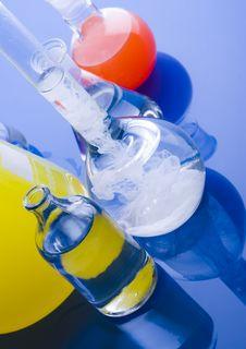Free Laboratory Glass Stock Image - 1900691