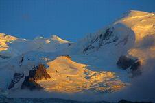 Free Summit - Alpine View Stock Photo - 1902710