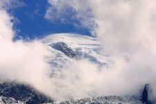 Free Summit - Alpine View Stock Image - 1902841