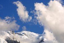 Free Summit - Alpine View Stock Photo - 1902860