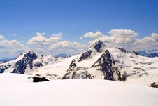 Free Summit - Alpine View Stock Photos - 1902903