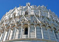 Free The Baptistery Of Pisa, Italy Stock Photos - 1903583