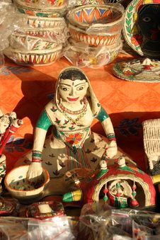 Free Indian Handicraft Stock Image - 1904201