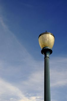 Free Old Light Post Stock Photos - 1904583