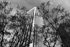 Free Building Through The Trees Stock Photos - 1905903