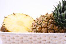 Free Ananas Royalty Free Stock Image - 1906026