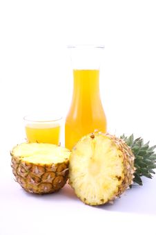 Free Ananas Royalty Free Stock Image - 1906066