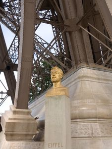 Free France.Paris.Eiffel Tower Stock Images - 1909944