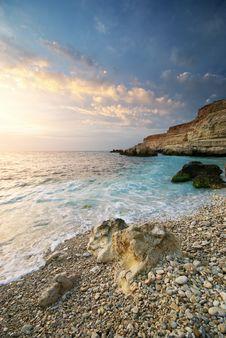 Free Beautiful Seascape. Stock Photos - 19004523