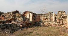 Free Roman Ruins - Doors 2 Stock Photography - 19005692