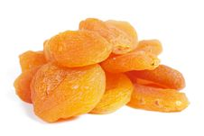 Free Dried Apricots Stock Photography - 19006442