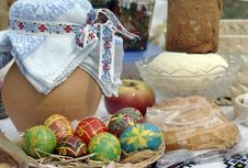 Free Easter Still Life Stock Photography - 19008832
