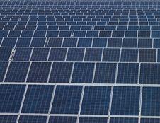 Free Solar Panels, Renewable Energy Stock Images - 19011594