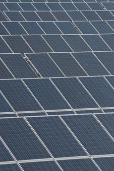 Free Solar Panels, New Electricity Stock Photos - 19011633