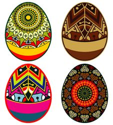 Free Easter Eggs Royalty Free Stock Images - 19013369