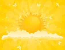 Free Sun Stock Image - 19013891