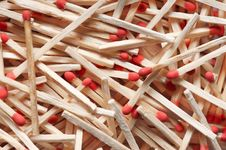 Matches Background Stock Images