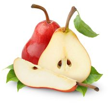 Free Red Pears Stock Image - 19015621