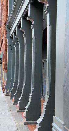 Free Closeup Of The City Stock Image - 19016321