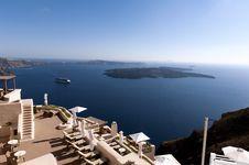 Free Gorgeous View Of Romantic Santorini Stock Image - 19016731