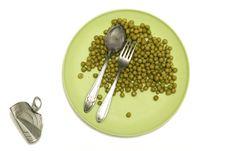 Free Peas Royalty Free Stock Image - 19017676