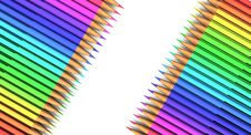 Free The Colored Pencils Stock Image - 19017751