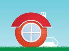 Free Round House Stock Image - 19018321