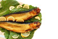 Free Smoked Rega Fishes Stock Images - 19018324