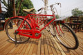 Free Old Bicycle Stock Photography - 19020942