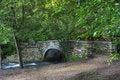 Free Brick River Bridge In Hdr Royalty Free Stock Photo - 19029155