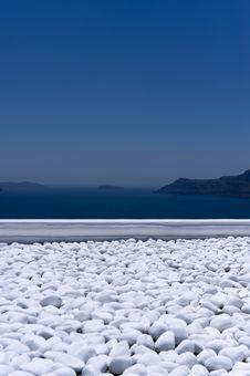 Free Gorgeous View Of Romantic Santorini Stock Image - 19021551