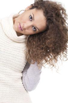 Free Young Woman Posing Stock Photos - 19022483