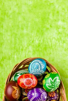 Free Easter Still Life Stock Image - 19025441