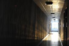 Free Corridor Stock Image - 19025831