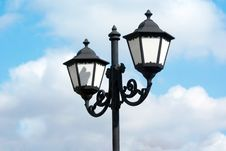 Free Street Lamp, Lantern Stock Photos - 19027113