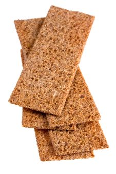 Free Thin Crispbreads Royalty Free Stock Image - 19027406