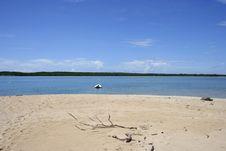 Low Isles, Queensland, Australia Stock Image