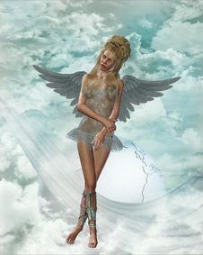 Free Angel Stock Images - 19029694
