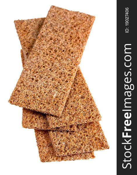 Thin crispbreads